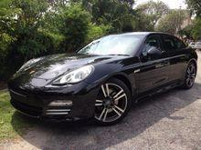 2012 Porsche Panamera 4 V6 3.6 UK SPEC UNREG