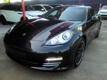 2012 Porsche Panamera 3.6 4 Hatchback