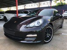 2012 Porsche Panamera 3.6 4 Sport Chrono Full Spec Rear Entertainment Unreg Recon