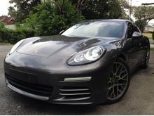 Porsche Panamera 4S 3.0 twin turbo new facelift UNREG