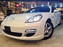 2012 Porsche Panamera 3.6 Hatchback  V6 JAPAN Unreg 12 INCL GST YES 0123