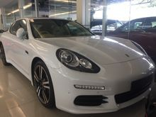 2014 Porsche Panamera 3.6 V6 NEW FACELIFR SPORT CHRONO PACKAGE UNREG