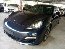 2013 Porsche Panamera 4.8 Turbo ** SPORT CHRONO ** SPORT STEERING ** SUNROOF ** BOSE SOUND SYSTEM ** SPORT PLUS MODE **