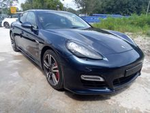 2013 Porsche Panamera GTS 4.8 Turbo ** SPORT CHRONO ** SPORT STEERING ** POWER BOOT ** SPORT N SPORT PLUS MODE **