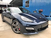 2013 Porsche Panamera GTS 4.8 V8 SPORT CHRONO PLUS PACKAGE BOSE SUNROOF FULL SPEC UNREG PROMOTION BIG DISCOUNT
