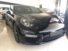 2015 Porsche Panamera 4.8 Turbo Hatchback (NEW CAR) V8 PDK SPORT CHRONO