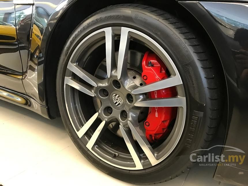 2012 Porsche Panamera Turbo Hatchback