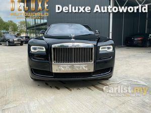 2015 Rolls-Royce Ghost 6.6 Series II Sedan