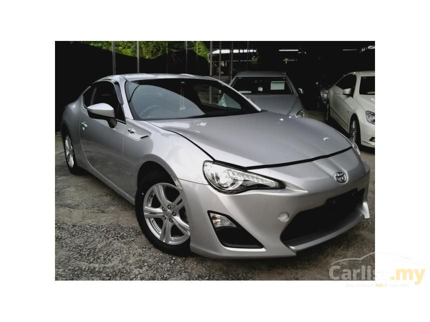 2014 Toyota 86 Coupe