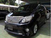 2012 Toyota Alphard 2.4 (A) Recon