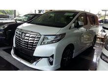 2015 Toyota Alphard 3.5 GF (JBL HOME THEATER, RADAR PKG, 4 CAM)