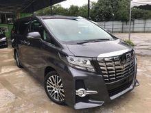 2016 Toyota Alphard 2.5 G MPV