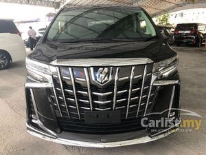 2018 Toyota Alphard SC / ORI MODELLISTA BODY KIT / SUNROOF