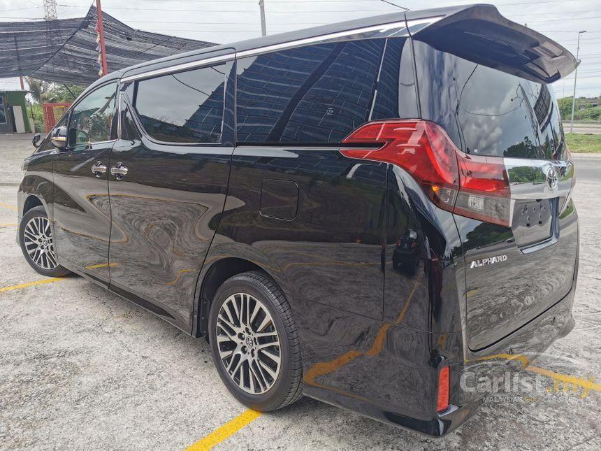 2015 Toyota Alphard G S C Package MPV