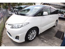 TOYOTA ESTIMA AERAS 2.4L UNREGISTER 2012 JAPAN SPEC