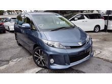 2013 Toyota Estima 2.4 Aeras MPV Aeras G Home Theater Power Boot Unreg