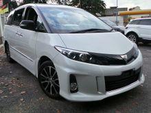 2013 Toyota Estima 2.4 Aeras Premium Edition (A) UNREGISTERED