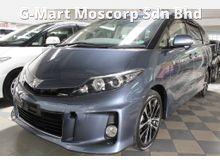 2012 Toyota Estima 2.4 Aeras (A) UNREG --  SEE TO BELIEVE --