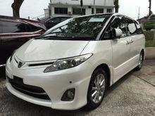 2012 Toyota Estima 2.4 Aeras-G SUNROOF POWER DOOR CAMERA