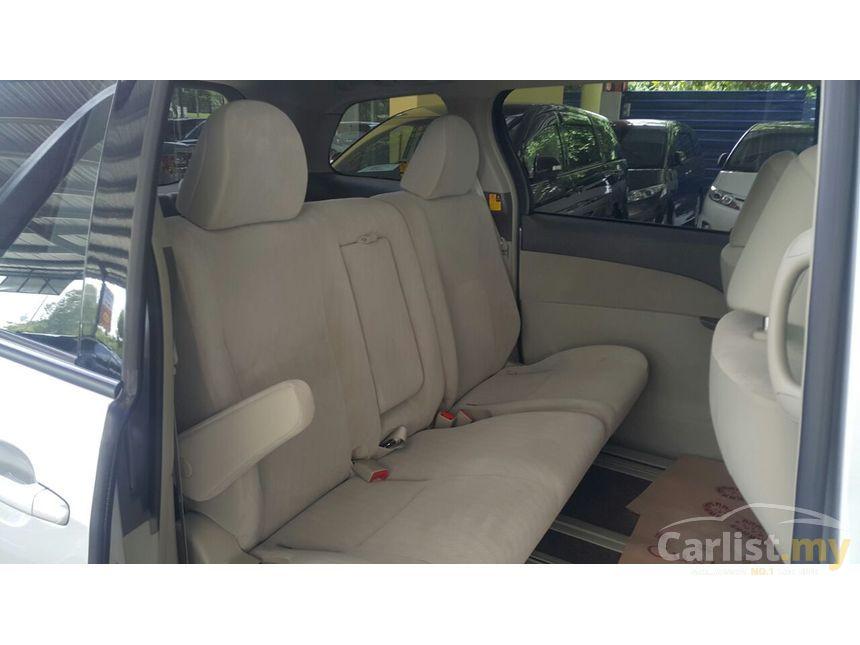 2012 Toyota Estima Aeras MPV