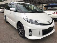 2013 Toyota Estima 2.4 Aeras NEW FACELIFT