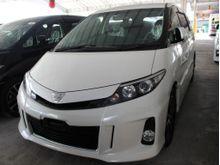 2013 Toyota Estima 2.4 Aeras (A) UNREG