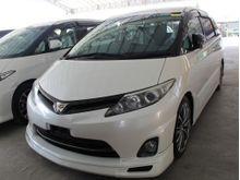 2012 Toyota Estima 2.4 Aeras (A) UNREG