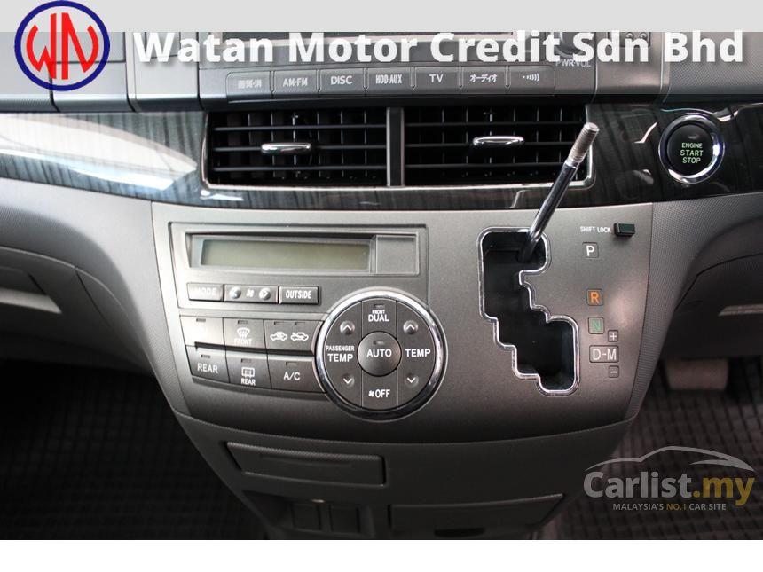 2009 Toyota Estima Aeras MPV