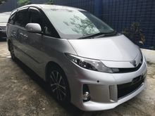 2012 UNREG Toyota Estima 2.4 Aeras MPV 9YEAR LOAN APPORVE