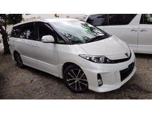 2013 Toyota Estima 2.4 Aeras MPV NFL 7S Black Interior Unreg