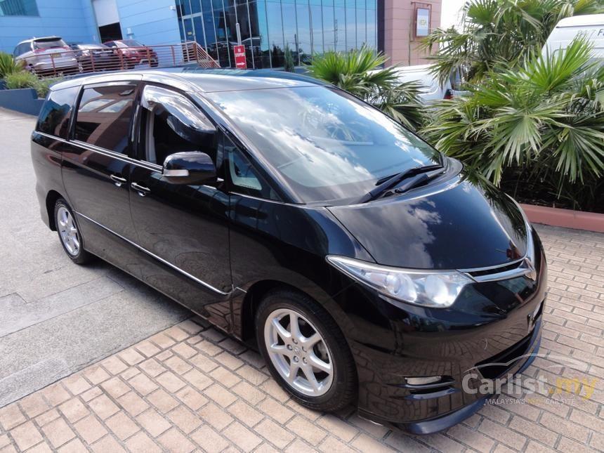 2008 Toyota Estima Aeras MPV