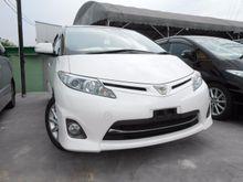 UNREG 2012 Toyota Estima 2.4 Aeras MPV PARANOMIC ROOF