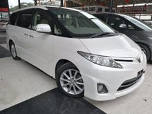 2012 Toyota Estima 2.4 Aeras-G Sunroof Unregistered