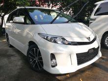 2014 Toyota Estima 2.4 Aeras FACELIFT UNREG