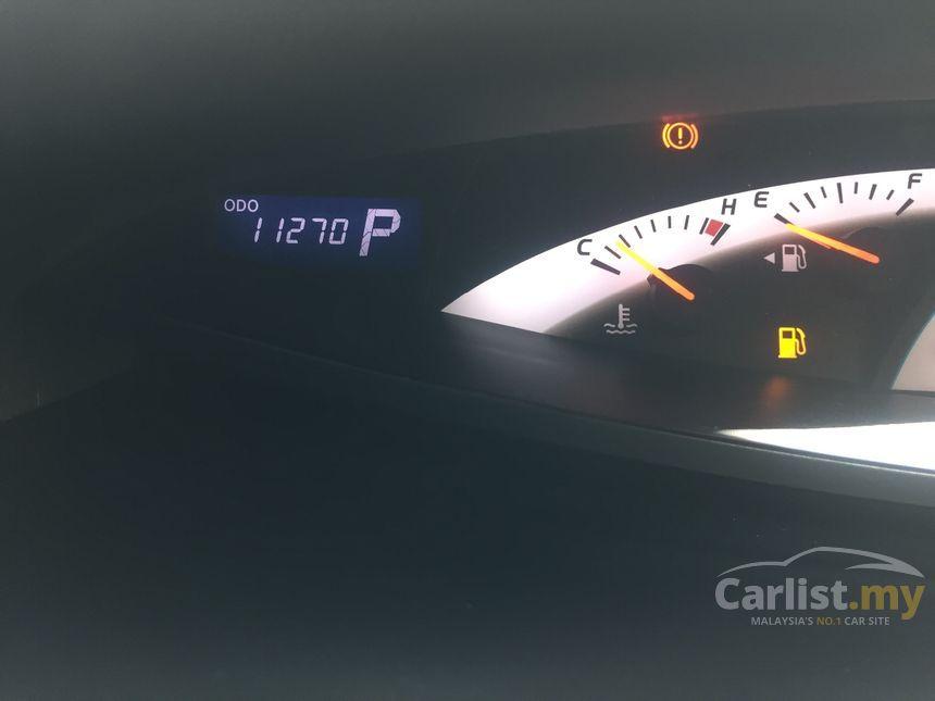 2012 Toyota Estima MPV