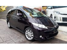 TOYOTA ESTIMA 3.5 G POWER BOOT 3 CAM DARK PURPLE UNREG 13