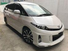 2013 Toyota Estima 3.5 MODELLISTA V6 UNREG