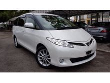 2014 Toyota Estima 2.4 Wagon G 7 Seaters Power Boot Front And Back Camera Unreg