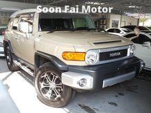 2013 Toyota FJ Cruiser 4.0 V6 SUV Unregistered Like New Car Condition