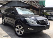 2012 Toyota Harrier 2.4 PREMIUM L - PANORAMIC ROOF - ELECTRIC LEATHER SEAT