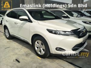 2015 Toyota Harrier 2.0 Elegance POWER BOOT 360 SURROUND CAMERA SEMI LEATHER ELECTRIC SEATS MULTI FUNCTION STEERING FREE WARRANTY LOCAL AP