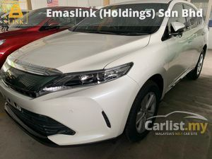 2019 Toyota Harrier 2.0 New Facelift Newly Unregister 360 Surround Camera Android Player PCS LKA ICS 12k Mil 5A Car 3yrs Warranty