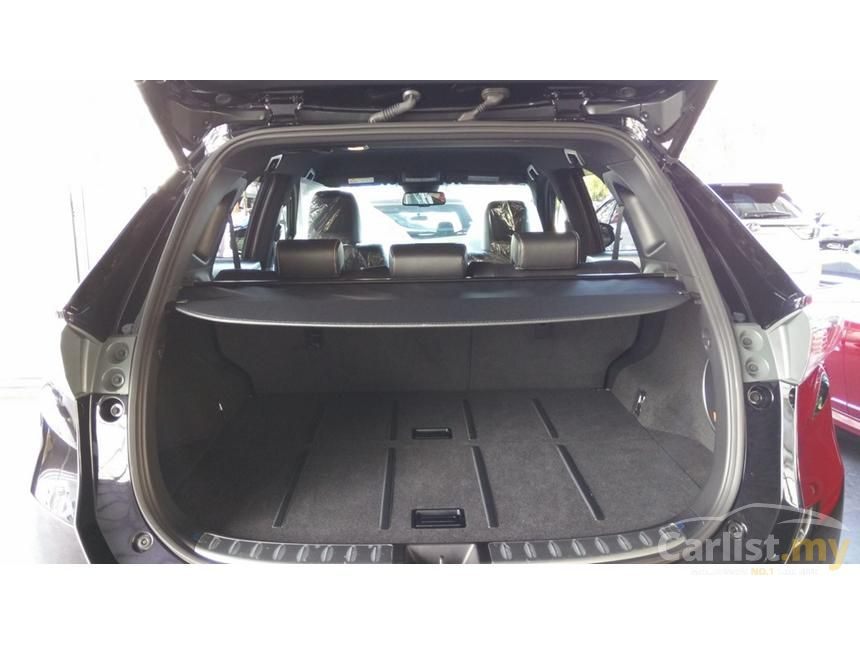 2014 Toyota Harrier Hybrid SUV