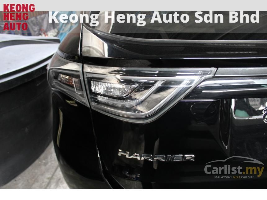 2015 Toyota Harrier SUV