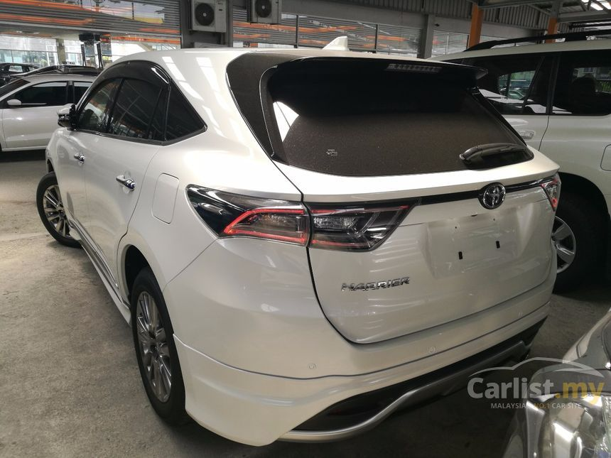 Toyota harrier new car price malaysia 8