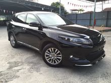 2015 Toyota Harrier 2.0 ADVANCE PREMIUM MODELISTA UNREG-GST INCLUSIVE-ONE YEAR WARRANTY-STOCK CLEARENCE