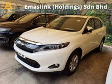2015 Toyota Harrier 2.0 Panamoric Roof Unreg Local AP (PRICE INCLUSIVE GST 1 YEAR WARRANTY)