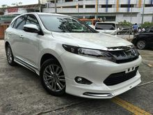 Toyota Harrier 2.0 Advance Premium -- Year End Clearance --