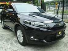 2015 TOYOTA HARRIER 2.0 NEW MODEL CHEAPEST IN TOWN UNREG 15