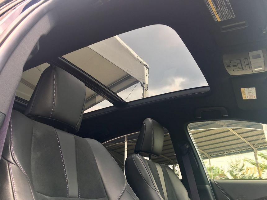 2015 Toyota Harrier Wagon